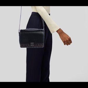3.1 Phillip Lim Black  Messenger Bag with dust bag